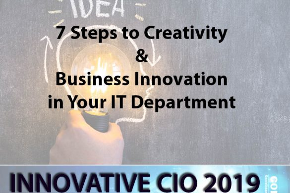 Innovative CIO Meme - 7 STeps