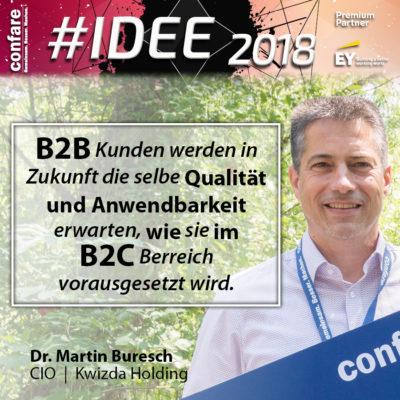 Martin Buresch, Kwizda