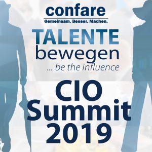 CIO Summit 2019