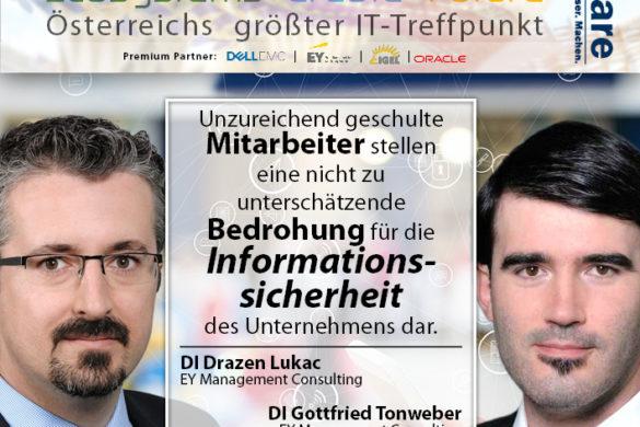 CIO_18 Meme - Lukac und Tonweber _ Mitarbeiter sind eine Bedrohung für die Informationssicherheit