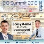CIO Summit - Podcast Digitale Ecosysteme