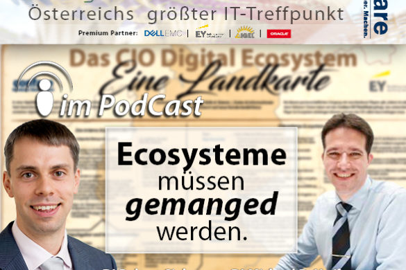 CIO Summit - Podcast Digitale Ecosysteme