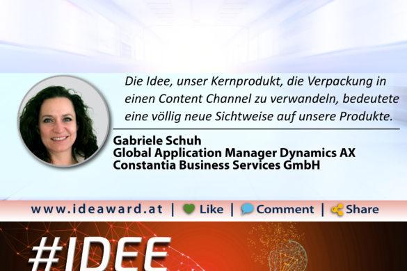 IDEE Gabriele Schuh