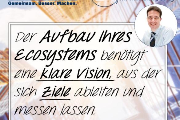 Michael Hoffmann - Aufbau Ihres Ecosystems
