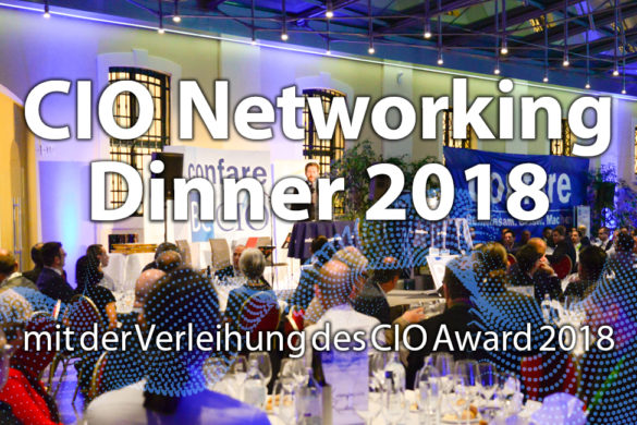 CIO Networking Dinner 2018