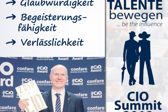 CIO Summit 2019 - Alexander Bockelmann