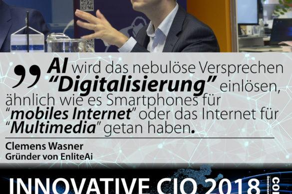 Innovative CIO - Wasner