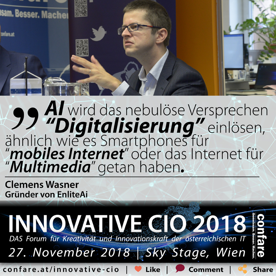 Innovative CIO - Wasner