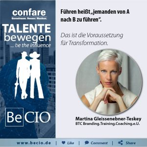 Meme Be CIO Summit 2019 - Martina Gleissenebner-Teskey 2