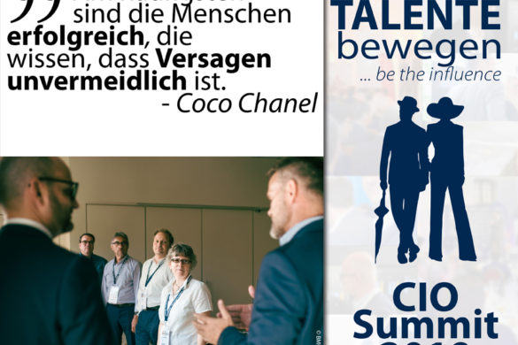CIO Summit - Jutta Jerlich Blog