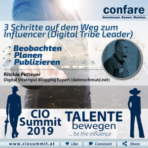 CIO Summit - Pettauer Richtie