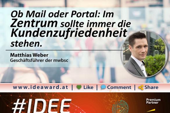 IDEE Matthias Weber