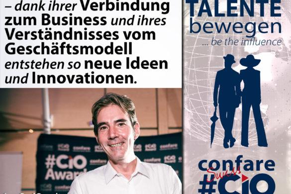 Swiss CIO Summit - Jens Paul Berndt