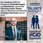 Swiss CIO Summit - Konrad Zöschg