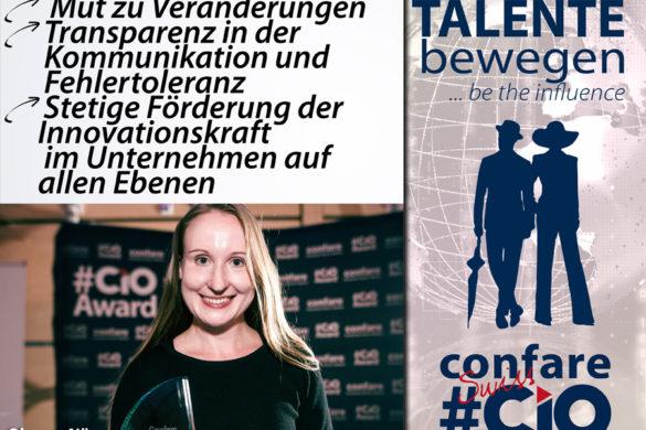 Swiss CIO Summit - Oksana Näser