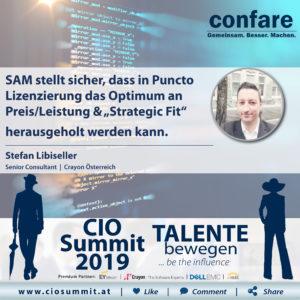 CIO Summit - Stefan Libiseller 1A
