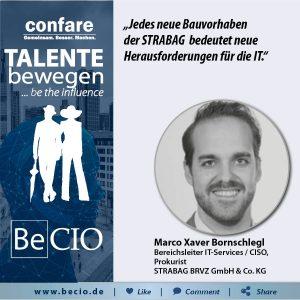 Meme Be CIO Summit 2019 - Marco Xaver Bornschlegl