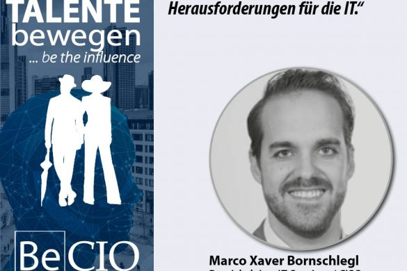 Meme Be CIO Summit 2019 - Marco Xaver Bornschlegl