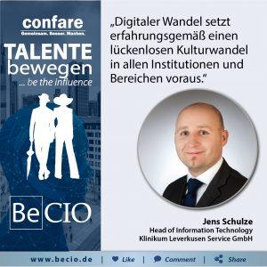 Schulze . BeCIO Summit 2019