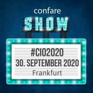 Xing Logo Confare Event CIO2020