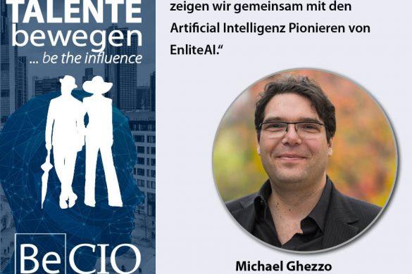 Meme Be CIO Summit 2019 - Michael Ghezzo