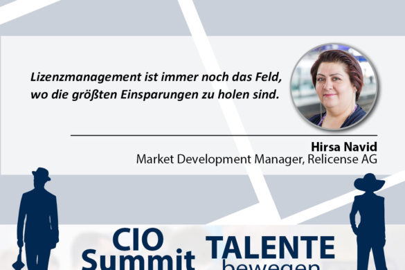 CIO Summit 2019 - Hirsa Navid