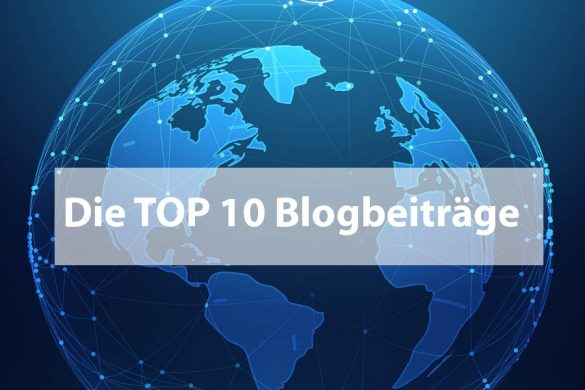 Top 10 Blogbeitraege Jänner 2019