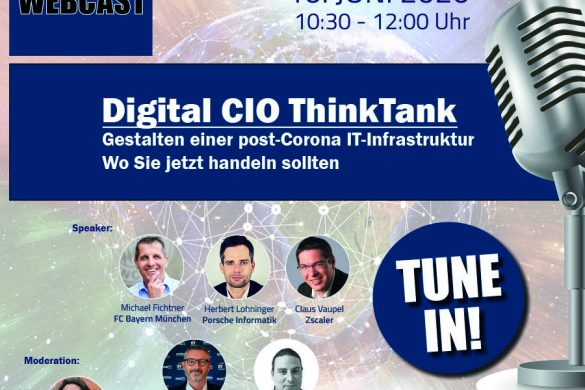 Confare Webcast: post Corona IT-Infrastruktur