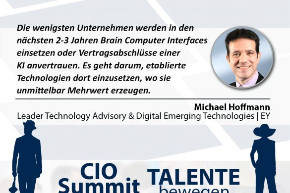Meme CIO Summit 2019 - Michael Hoffmann