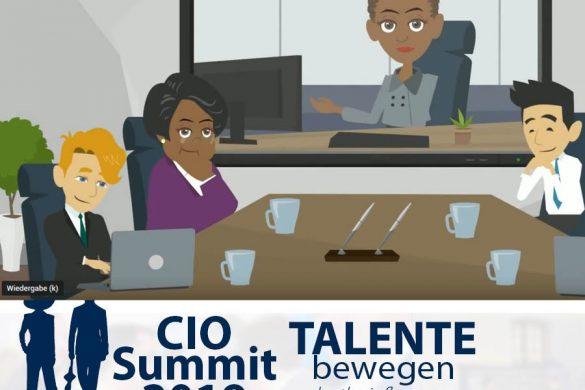 Meme CIO Summit 2019 - How to Be CIO in the Digital Age
