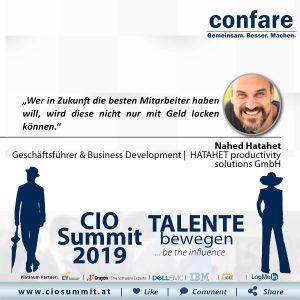 Meme CIO Summit 2019 - Nahed Hatahet 6