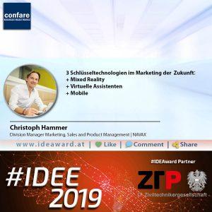 IDEE Meme - Christoph Hammer