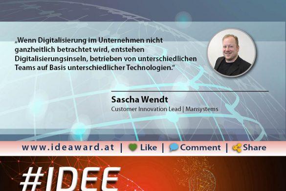 IDEE Meme - Sascha Wendt