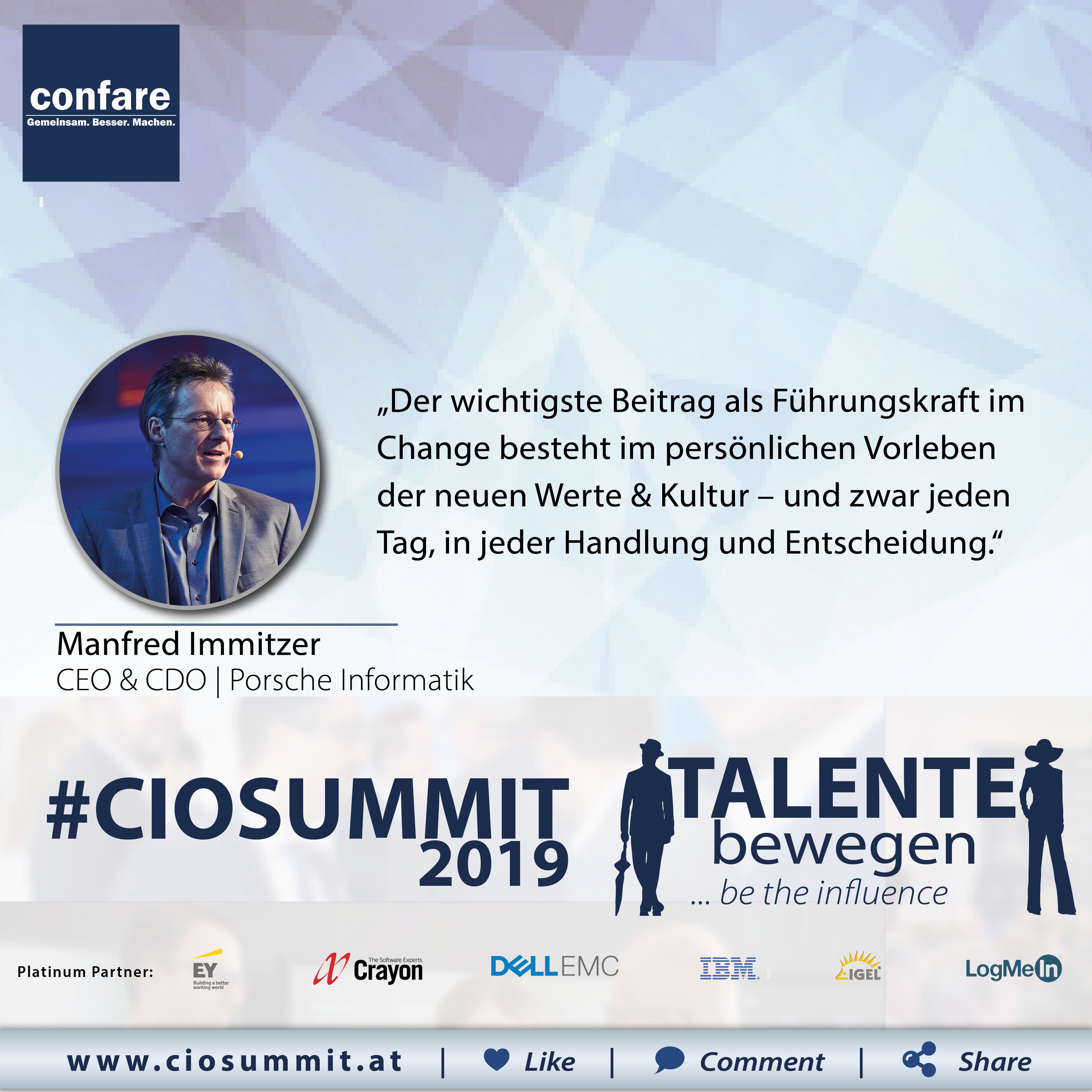 Meme CIO Summit 2019 - Manfred Immitzer03
