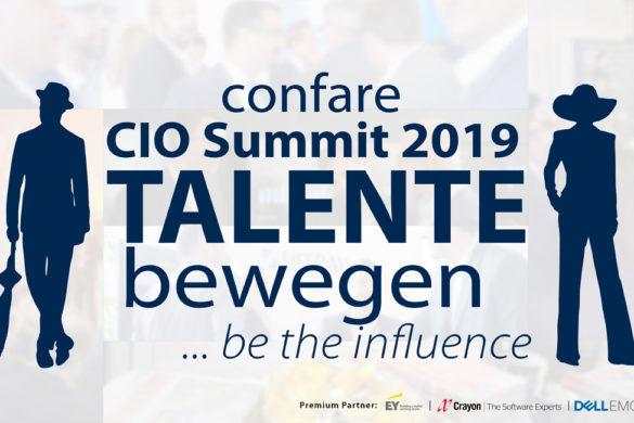Beitragsbild CIO Summit 2019
