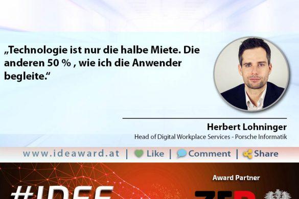 IDEE Meme - Herbert Lohninger
