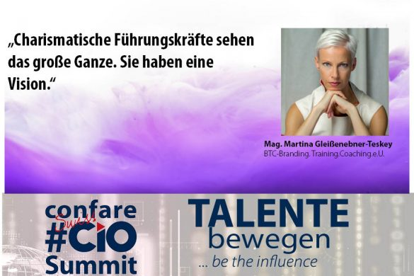Meme CIO Summit 2019 - Martina Gleißenebner-Teskey 4