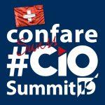 Logo Swiss #CIOSUMMIT