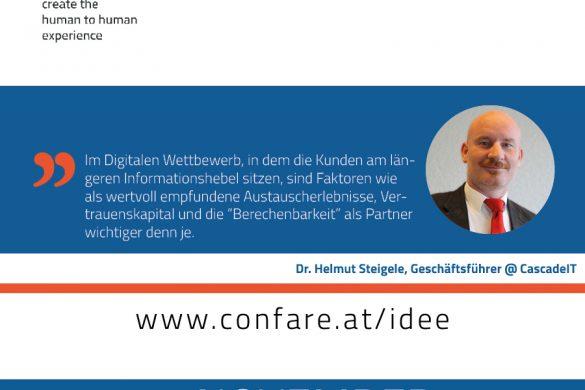 Helmut Steigele über die Digitale Wildnis