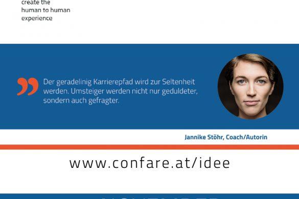 Jannike Stöhr über Jobs der Zukunft