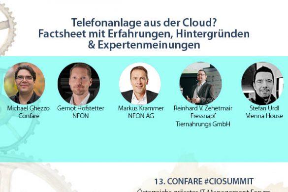 Telefonanlage aus der Cloud