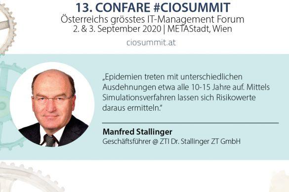 Dr. Manfred Stallinger