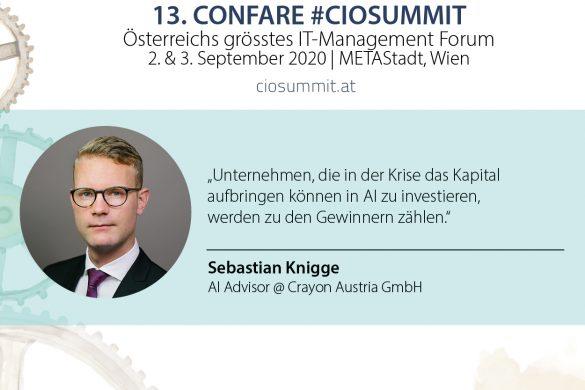 AI Advisor Sebastian Knigge