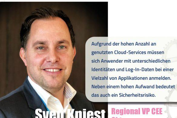 Sven Kniest, Vice President CEE @ Okta