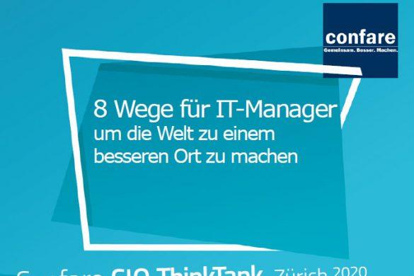 Die gesellschaftliche Verantwortung des IT-Managements
