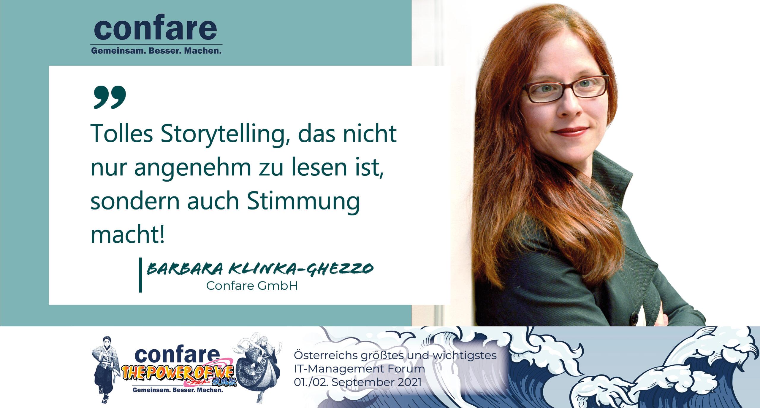Barbara Klinka-Ghezzo