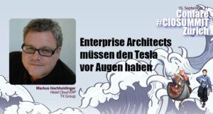 Confare Blog EAM - Markus Hochholdinger TX Group