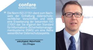 Confare Blog - Wolfgang Prentner