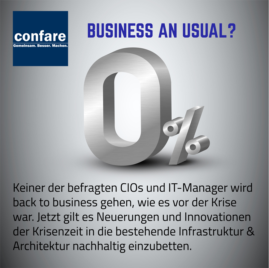 Post Corona IT-Infrastruktur