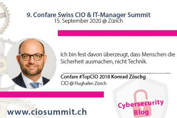 Cyber Security - Konrad Zöschg